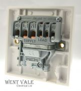 MEM/Eaton Intra Range - M301N (FM2202)  - 20a Double Pole Switch With Neon  New